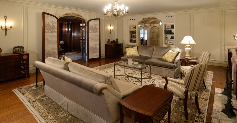 Chicago Living Room Design