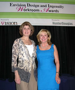 Designer Nancy Sibrava Wins 2012 Envision Design and Ingenuity Workroom Awards