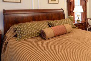 Pillow Shams & Neck Roll