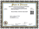 Sibrava - IL State Interior Designer License